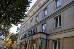 Hotel Iskra w centrum Rzeszowa