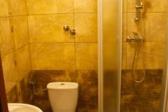 Wynajem pokoi w Rzeszowie - wnętrze łazienki