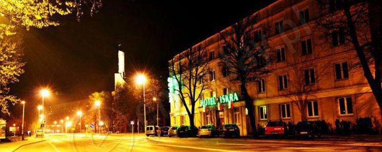 O hotelu Iskra w Rzeszowie