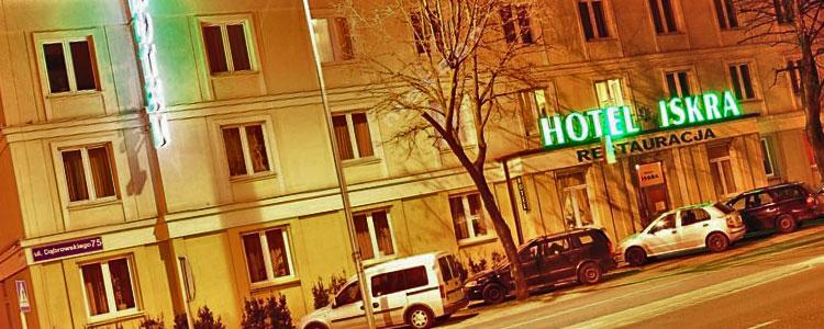 Promocje w hotelu Iskra w Rzeszowie