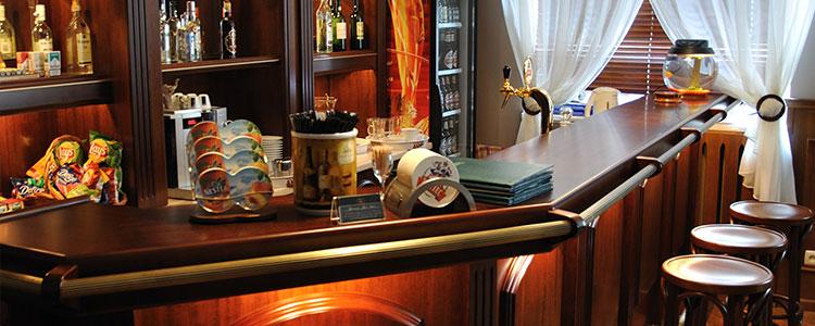 Restauracja hotelu Iskra w Rzeszowie